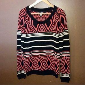 "Volcom ""Machu Peaches"" Sweater"